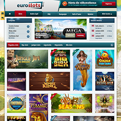 EuroSlots screenshot
