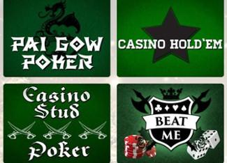 mobo casino poker